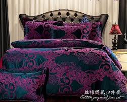Purple And Green Bedding Sets Best 25 Purple Bed Covers Ideas On Pinterest Go Master Purple