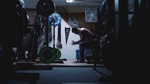 a look at mat fraser u0027s home gym world u0027s fittest man garage gym