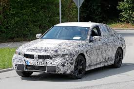 bmw inside bmw 3 series 2018 next three codenamed g20 revealed by car magazine