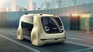 concept car of the volkswagen introduces pod like sedric concept car for fully