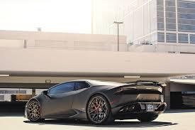 Lamborghini Huracan With Spoiler - lamborghini hurucan gmg racing