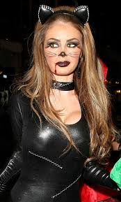 leg avenue 83767 feline femme fatale costume women u0027s halloween