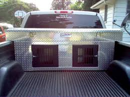 Truck Bed Dog Kennel Truck Owners Tool Box Dog Box Combo