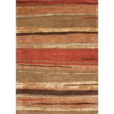 Thomasville Rugs 10x14 by Rust And Brown Transitional Hand Tufted Wool Rug American Home