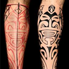 age charm of polynesian tattoos ideatattoo