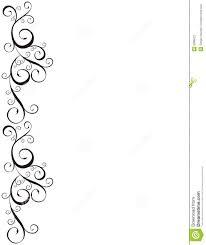 cornici in word ornamental border stock vector illustration of aged craft 6096523