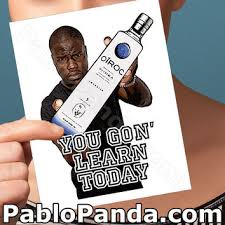 funny birthday card kevin hart card from pablopanda on etsy