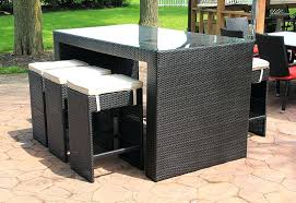 Patio Bar Tables Patio Bar Tables Best Patio Bar Sets Of Keter Cool Bar Patio Table