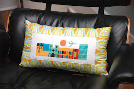 how to sew a cross stitch pillow u2013 tiny modernist cross stitch