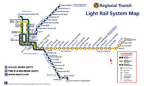 Mbta Train Map by Sacramento Light Rail Map My Blog