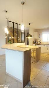 installation d une cuisine installation d une verrière entre l entrée et la cuisine et