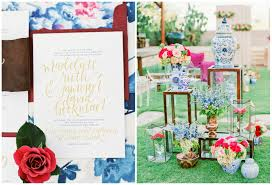 modern southern table modern southern wedding stationery scottsdale ariz