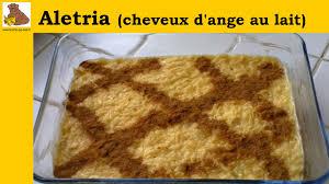 cuisine portugaise dessert aletria cheveux d ange au lait recette rapide et facile hd