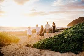 Hawaii Photographers R Family Sunrise Session At The Makapu U0027u Tidepools Honolulu