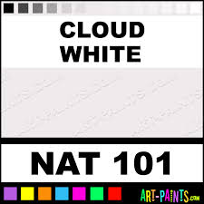 cloud white nail art airbrush spray paints nat 101 cloud white
