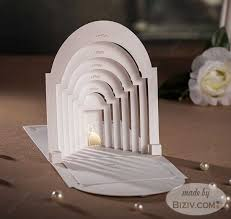 creative corporate invitations 3d style creative wedding invitations biziv promotional products