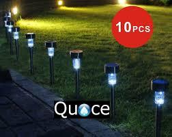 amazon in garden lights outdoor living