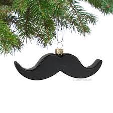 mustache ornament accoutrements archie mcphee wholesale