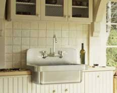 kitchen sink backsplash stainless steel sinks kitchen sink made in usa by just