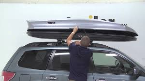 2013 Subaru Forester Roof Rack by Review Of The Thule Sonic Xxl Rooftop Cargo Box On A 2009 Subaru