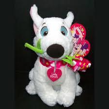 wdw store disney plush valentine u0027s 2011 bolt