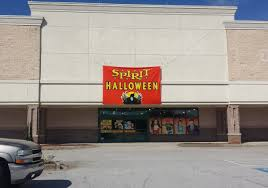 the halloween store spirit temporary halloween store ready at the landing the douglasville menu