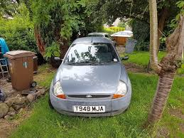 1999 ford ka mot failure genuine low mileage 66 884 in stoke on