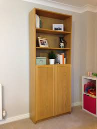 Billy Bookcases With Doors Bookshelf Inspiring Ikea Bookcase With Doors Bookcases For Sale