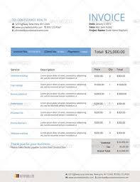 modern invoice template 20 beautifully designed indesign invoice
