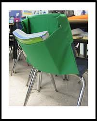 The Chair Factory Green Chair Pocket
