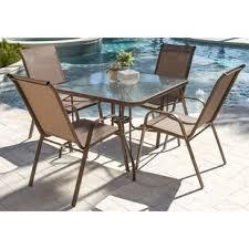 sling patio dining sets you u0027ll love wayfair