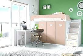 lit mezzanine avec bureau fly lit mezzanine bureau blanc meetharry co