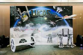Star Wars Birthday Decorations Kara U0027s Party Ideas Lucas Star Wars Birthday Party Kara U0027s Party Ideas