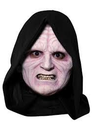 emperor palpatine star wars mask