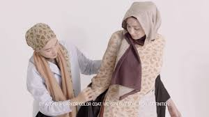 Back Light Definition Tie Back Light Coat Hana Tajima 2017 Spring Summer Collection