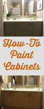 painting bathroom cabinets ideas best 25 painting bathroom cabinets ideas on pinterest paint