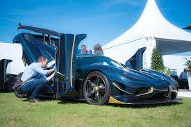 the cars of salon privé 2016 koenigsegg koenigsegg