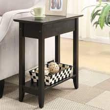 end table black 24 ore international winston porter lucile flip top end table reviews wayfair