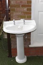 cost of pedestal sink bathroom sink pedestal second hand bathroom suites buy and sell