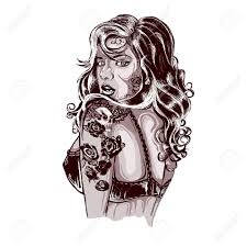 old tattoos swallow tattoo design shop tattooed lady