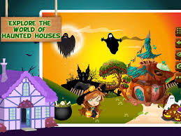 Pictures Of Houses Decorated For Halloween by Halloween House Decoration Android Apps On Google Play