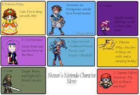 Nintendo Memes - shemar s nintendo comic meme by azurecrazed on deviantart