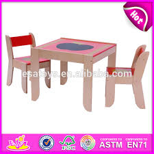 Kids Wooden Table And Chairs Set Cheap Kids Wooden Table And Chair Set Round Shape Small Wooden