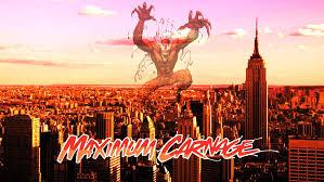 maximum carnage halloween horror nights maximum carnage cover remake by professoradagio on deviantart