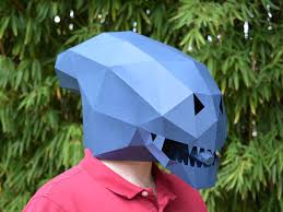 spirit halloween alien mask alien xenomorph mask become an alien with just paper and glue