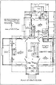 exles of floor plans turn of the century house plans image of local worship