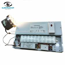 easy power emergency light easy to use remote control led emergency lighting emergency kit high