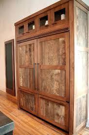 Reclaimed Kitchen Cabinet Doors Reclaimed Wood Kitchen Cabinet Doors Uk Hum Home Review