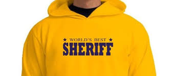 top 10 sheriff hoodies by idakoos