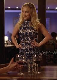Juliette Barnes Nashville Hayden Panettiere On Celebrity Style Guide